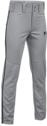Under Armour Boys' UA Heater Piped Baseball Pants