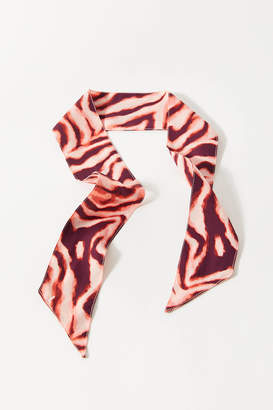 Urban Outfitters Slim Silky Scarf