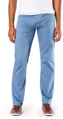 Dockers Men's Jean Cut D2 Straight-Fit Lightweight Stretch Twill Pants