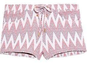 Melissa Odabash Shelly Jacquard Shorts