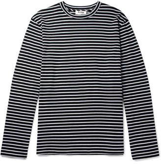 Jess Striped Cotton T-Shirt