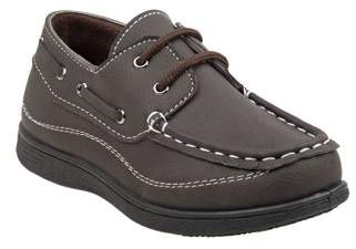 Josmo Lace up Boys Boat Shoes