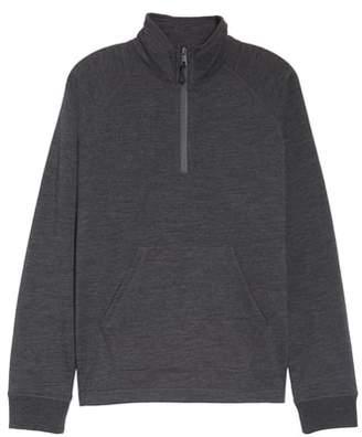 UGG Merino Wool Quarter Zip Pullover