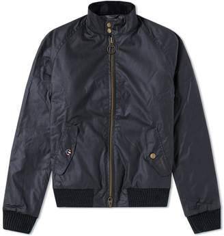 Barbour International Steve McQueen Merchant Wax Jacket