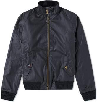Barbour International Steve McQueen Merchant Wax Jacket