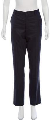 Paul Smith Mid-Rise Straight-Leg Pants