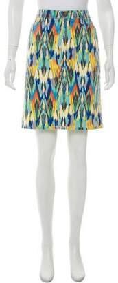 Current/Elliott The Stiletto Pencil Knee-Length Skirt