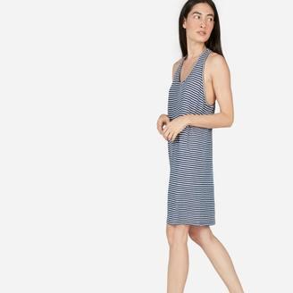 The Linen Racerback Dress $58 thestylecure.com