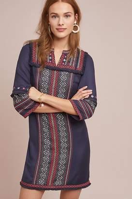 Akemi + Kin Tessa Embroidered Dress