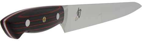 """Shun Reserve Hollow Ground 9.5"""" Slicing Knife"""