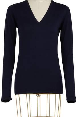 Le Bon Marche Virgin wool v-neck sweater