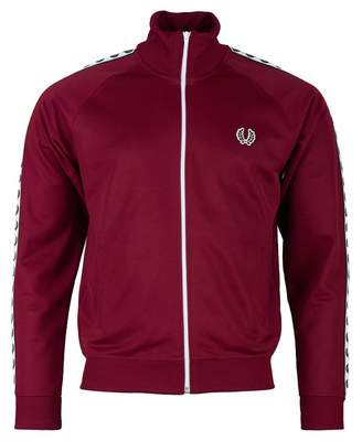 Fred Perry Sports Laurel Taped Track Jacket