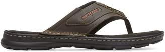 Rockport Darwyn Leather Thong Sandals