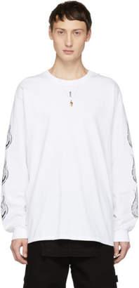 SASQUATCHfabrix. White Kamisabiru-001 Long Sleeve T-Shirt