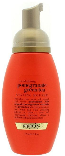 Organix Pomegranate Tea Tree Styling Mousse