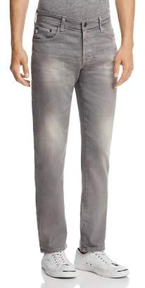 AG Jeans Matchbox Slim Fit Jeans in 2 Years Astroid Gray