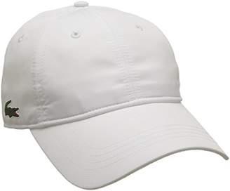 Lacoste Men's Rk2447 Baseball Cap,One (Size: TU)