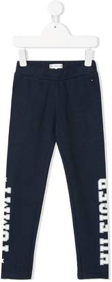 Tommy Hilfiger Junior branded track trousers
