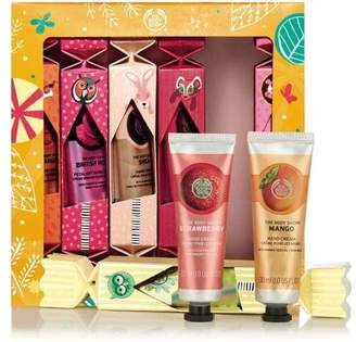 The Body Shop Hand Cream Christmas Crackers