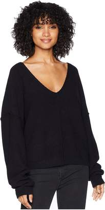 Free People Take Me Places Pullover Women's Long Sleeve Pullover