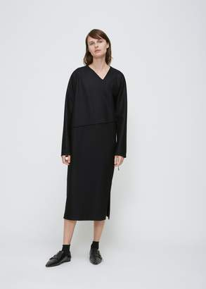 Jil Sander Cinched Waist Dress