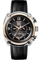 Ingersoll Mens The Michigan Multifunction Automatic Watch I01102