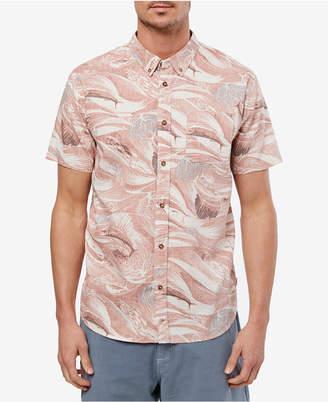 O'Neill Jack Men Seascape Short Sleeve Woven Shirt
