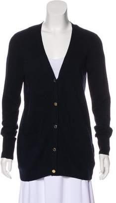 Tory Burch Knit Button-Up Cardigan