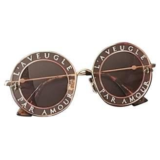 9df18d7d8d2 Gucci Pink Eyewear For Women - ShopStyle UK