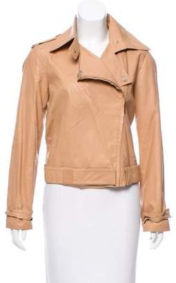 Chanel Paris-Dubai Leather Jacket