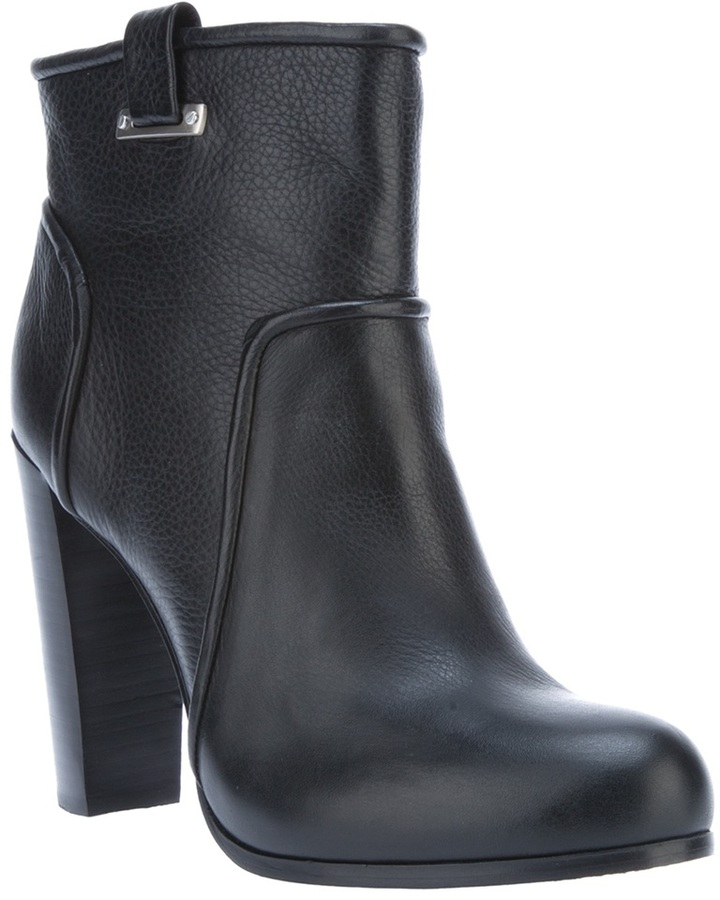 Rachel Zoe 'Charlie' tumbled leather boot