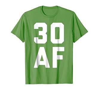 Abercrombie & Fitch 30 T-Shirt - 30th Birthday Shirt Men Women Thirty Gift