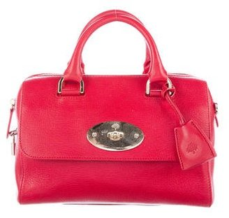 Mulberry Del Ray Satchel $525 thestylecure.com