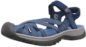 Keen Women's Rose Sandal-W Opal/Provincial Blue