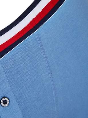 Button Fly Boxer Brief - Sky Blue