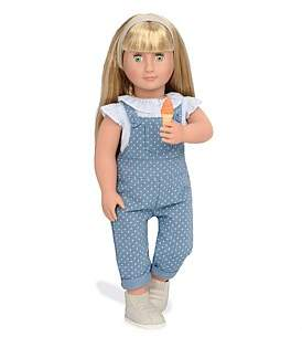 Our Generation Deluxe Lorelei Doll With Book