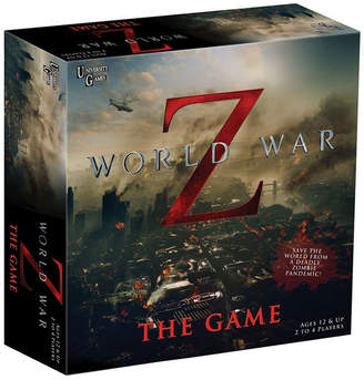 University Games World War Z- The Game