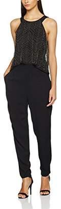 Ella Moss Women's Cindelle Jumpsuit,6 (Manufacturer Size:X-Small)