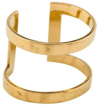 Jennifer Zeuner Jewelry Yvette Two Band Ring