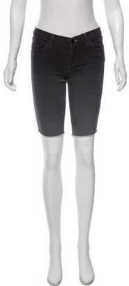 J Brand Ombré Denim Shorts