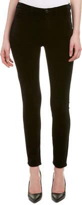 Blank NYC Crybaby The New Black Velvet Basic Skinny Leg
