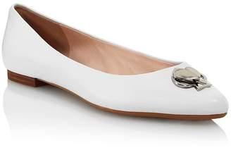 ab0a6ec52e2 Kate Spade Women s Noah Pointed Toe Flats