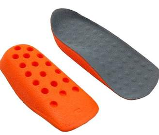 Generic Unisex Memory Foam Heel Lifting Inserts Height Increase Shoe Insole
