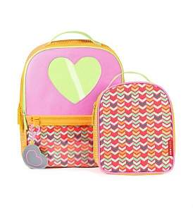 Skip Hop Kindergarten Heart Backpack Set