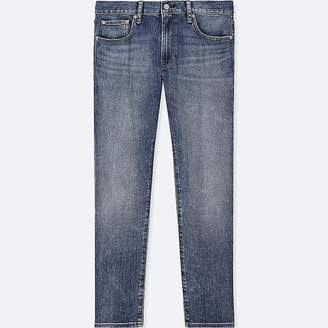 Uniqlo Men's Stretch Selvedge Slim-fit Jeans