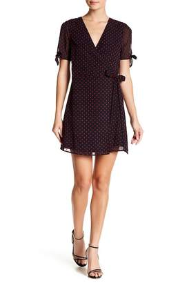 BCBGeneration Open Shoulder Dress