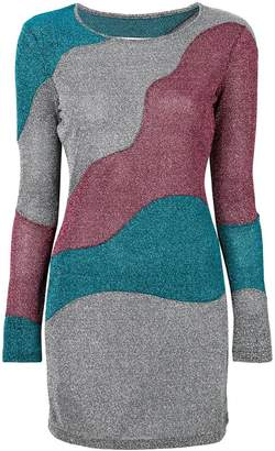MM6 MAISON MARGIELA colour block jumper