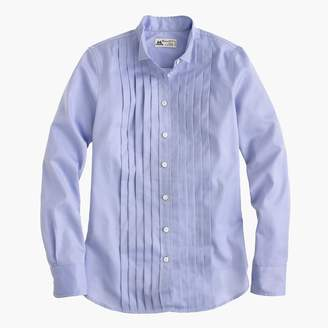 J.Crew Thomas Masonu0026reg; for tuxedo shirt in blue