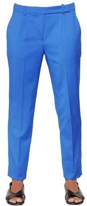 Incotex Atalia Super-Light Stretch Wool Pants
