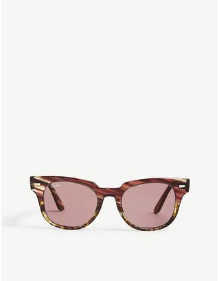 5a2b7fd2fa Ray-Ban RB2168 Meteor square-frame sunglasses